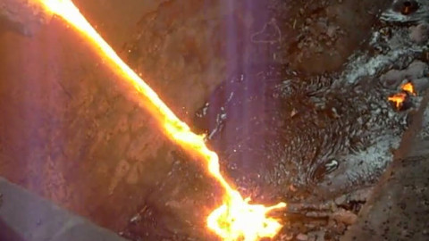 Slag and Impurities removal from molten metal