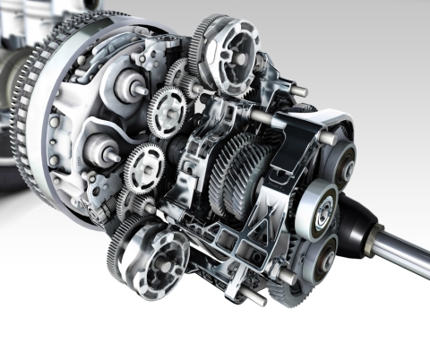 Renault EDC Automatic gearbox